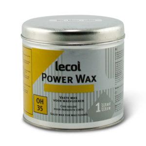 Lecol PoqwerWax wit 1 kg