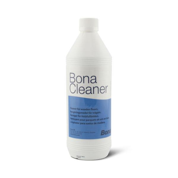 Een fles Bona Cleaner