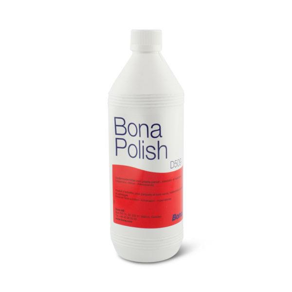Een fles Bona Polish D509