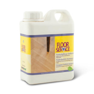 Een can FloorService Parketpolish Remover