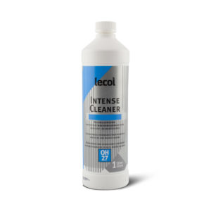 Een fles Lecol Intense Cleaner OH27