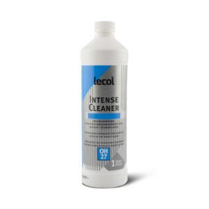 Een fles Lecol Intense Cleaner OH27