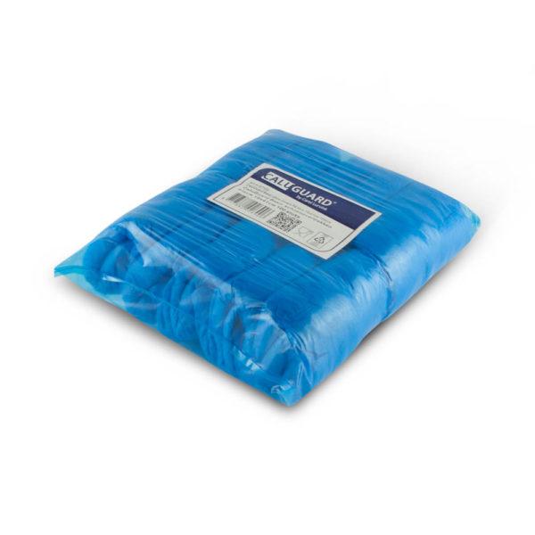 Uwvloerspecialist Blauwe overschoentjes grootverpakking